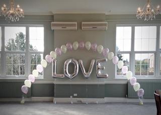 balloon arch decoration