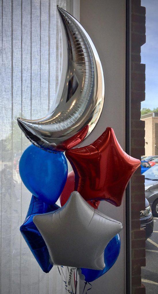 balloon arrangement