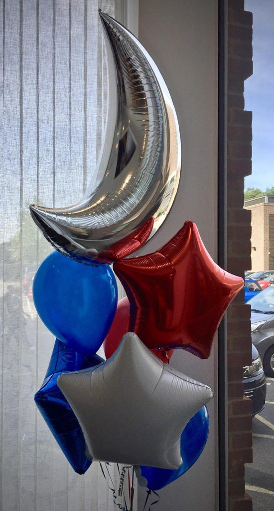 shaped balloons