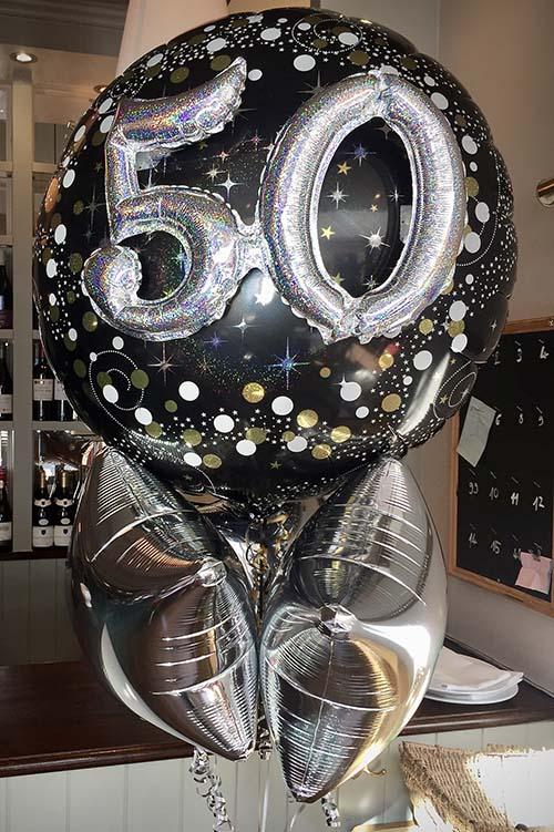 Big Birthday balloons