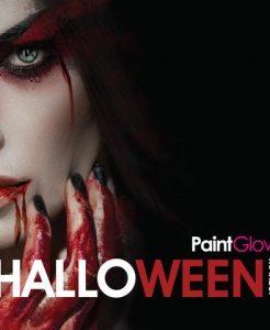 halloween facepaint