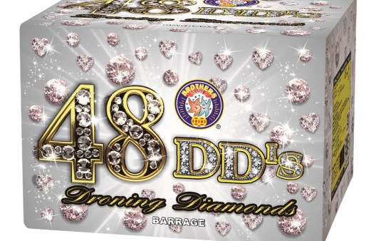 48 DD's (Droning Diamonds)