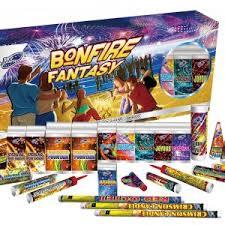 Bonfire fantasy selection box