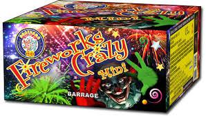 Fireworks Crazy Mini